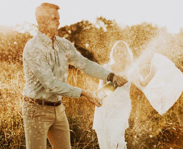 Adventurous elopement in North Carolina by Katie Bertagnolli wedding Photography