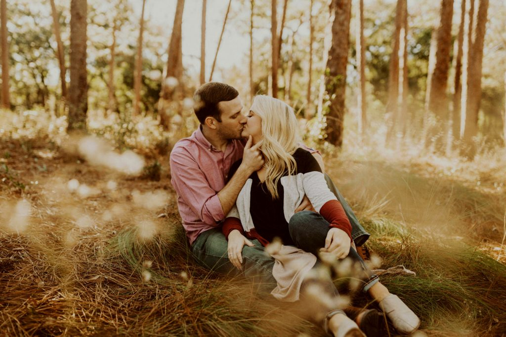 Oregon Wedding Photographer, Engagement Session