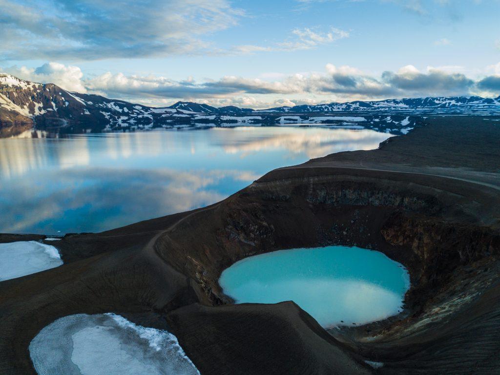 Askja Iceland