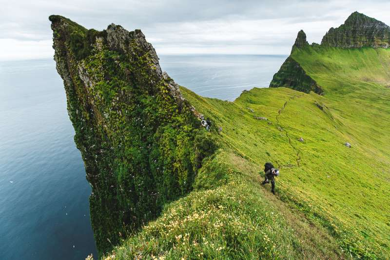 Hornstrandir Nature Reserve Iceland