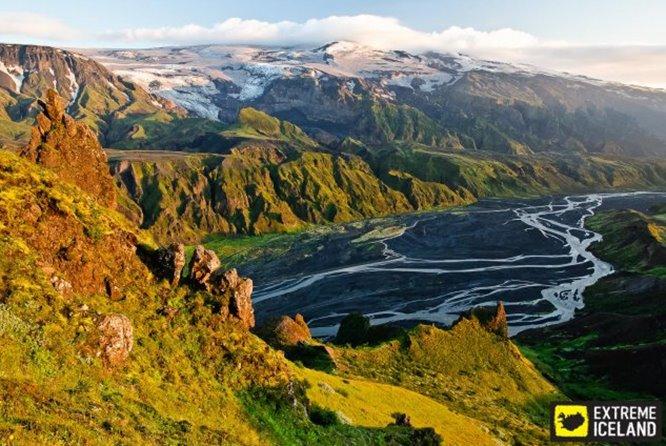 thorsmark Iceland hike