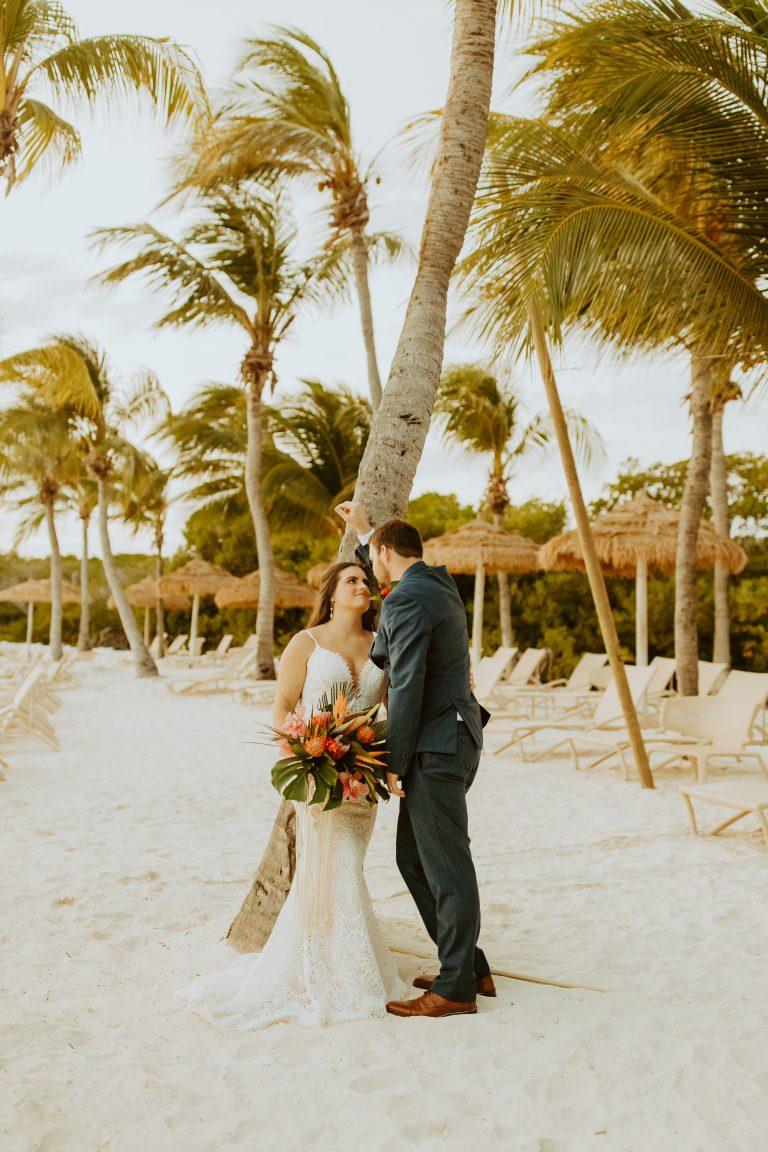 aruba wedding photographer renaissance flamingo island